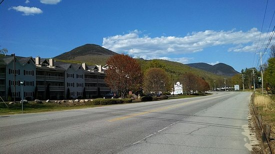 Nordic Inn Condominium Resort: Nordic Inn, Western White Mountains