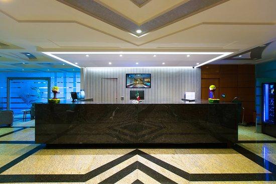 Hotel Escandon : ¡Lobby recién remodelado!