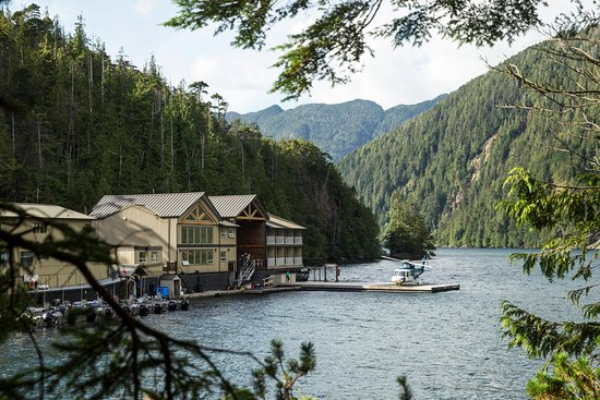 Haida Gwaii (Queen Charlotte Islands), Kanada: Englefield Bay