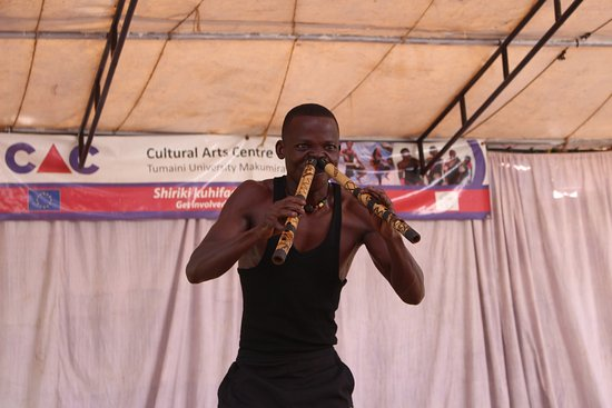traditional dance and music at the CAC (first stage) - Picture of