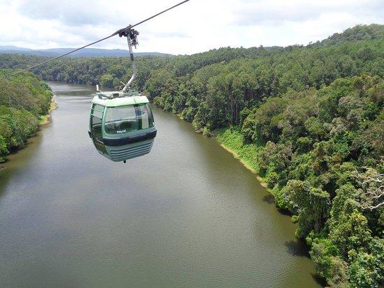 Smithfield, ออสเตรเลีย: Kuranda river