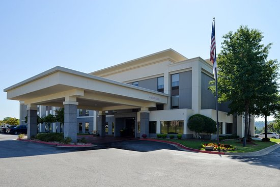 Hampton Inn Tulsa-Sand Springs : Exterior