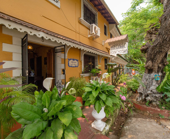 Afonso guest house goa panjim hotel reviews photos - Guest house in goa with swimming pool ...
