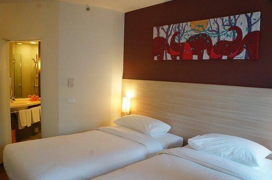宜必思曼谷暹罗酒店照片