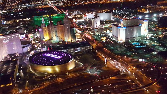 T Mobile Arena Picture of 702 Helicopters North Las Vegas
