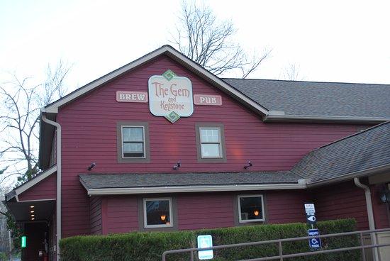 Shawnee on Delaware, Pensilvania: The Gem