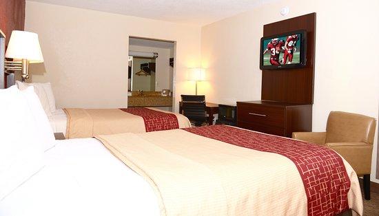 Suwanee, GA: Deluxe Double Bed