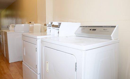 Suwanee, Τζόρτζια: Guest Laundry