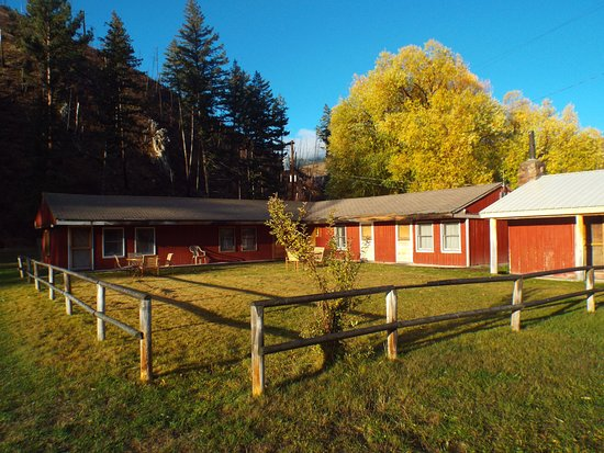 Conner, Montana: motel