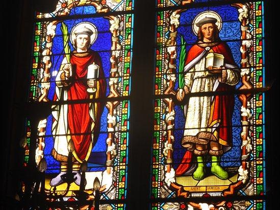 Eglise St Jean D'Ambert