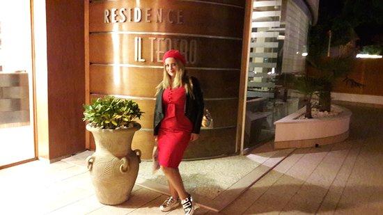 Hotel & Residence Il Teatro: 20161023_201747_large.jpg