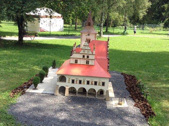 Liptovsky Jan, Słowacja: Miniatúra radnice