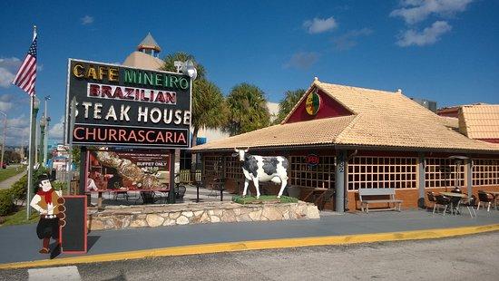 Fachada Picture Of Cafe Mineiro Brazilian Steakhouse