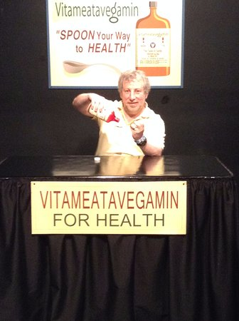 Jamestown, NY: make your own Vitameatavegamin commercial