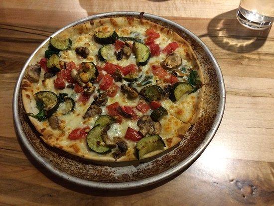 Butte, MT: Veggie Pizza