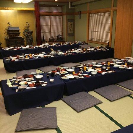 Sukeroku No Yado Sadachiyo: dining area