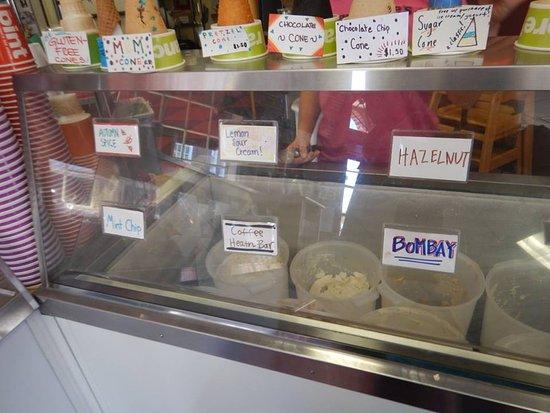 Lexington, MA: flavors