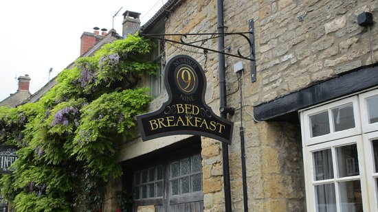 Stow-on-the-Wold, UK: Number 9 B & B