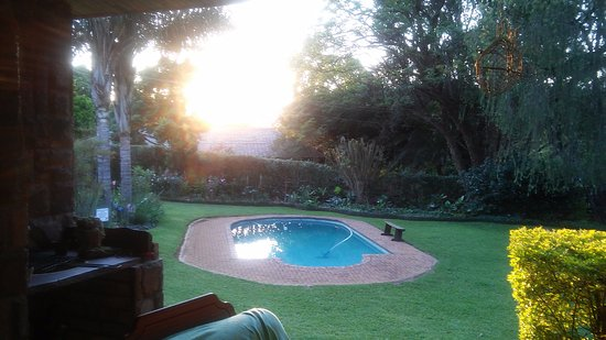 Sabie, Sydafrika: Swimming pool