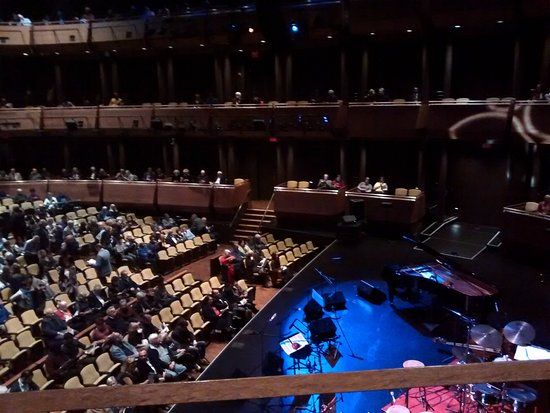 19 New Jazz at Lincoln Center Rose theater Seating Chart