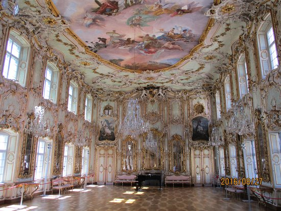The rococo ballroom of the schaezlerpalais picture of for Interior design augsburg