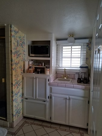 Jacksonville Inn: Kitchenette