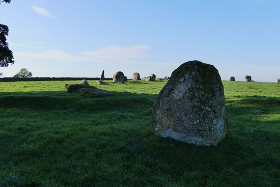 Penrith, UK: Long Meg and her Daughters