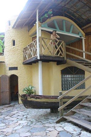 Rio Dulce, กัวเตมาลา: Casita con varias habitaciones