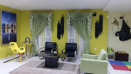 Dubai Moon Fully Furnished Apartment Located In New Salalah, Oman Is Very  Clean, Good