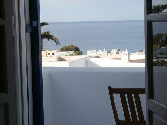Kionia, Grecia: nice view from room,the aegean