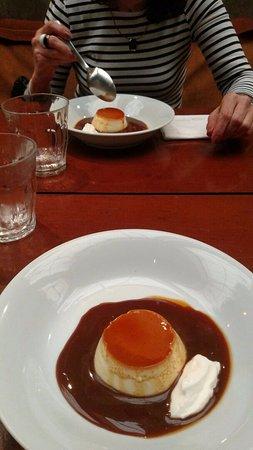 Arturito: Sobremesa do almoço executivo de terça-feira!