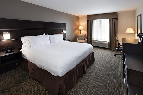 Holiday Inn Express Hotel & Suites Andover/East Wichita: Standard King