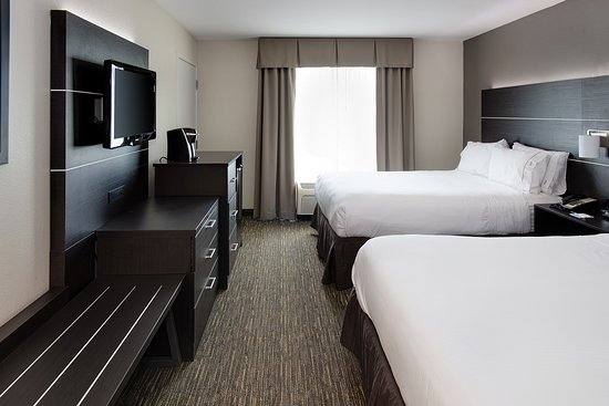 Holiday Inn Express Hotel & Suites Andover/East Wichita: Standard Double Queen