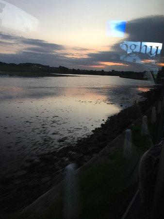 Kilcolgan, أيرلندا: Kilcogan River