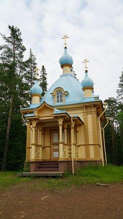 Valaam, Rosja: Общий вид часовни