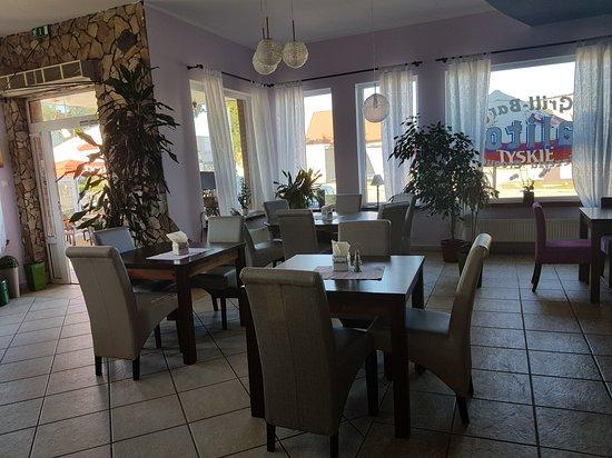 Ruciane-Nida, โปแลนด์: Grill Bar Salitos