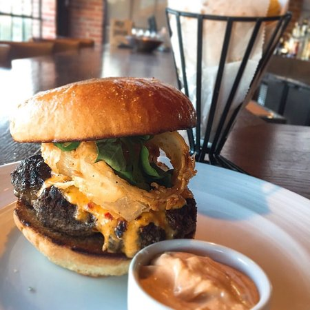 Hickory, NC: H.AVE Burger
