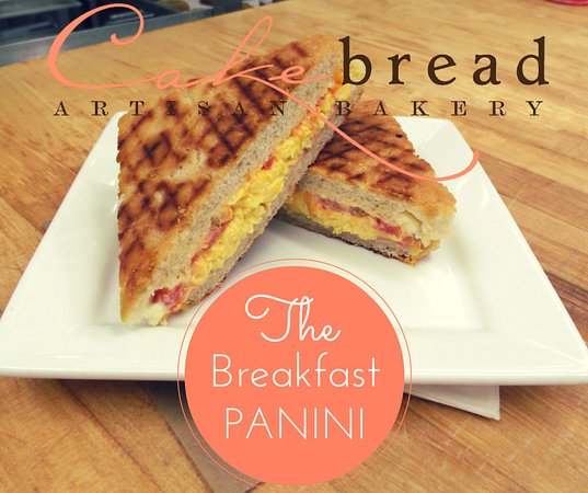 Courtenay, Canada: A variety of Paninis and Sandwiches are available.