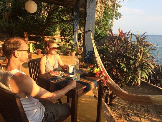 El Jardin Yelapa: Breakfast at El Jardin