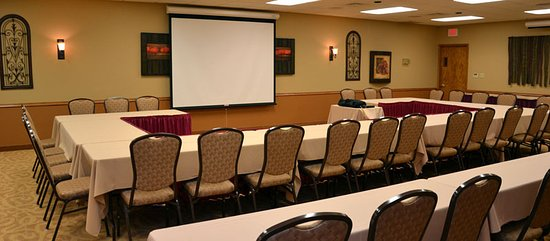 Egg Harbor, WI: Another view of the Regatta Meeting Room.