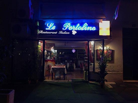Beaulieu, Francia: Le Portofino Indien