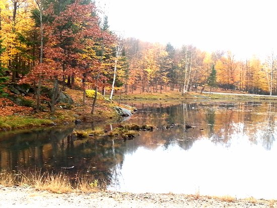 Montebello, Canada: Beautiful scenery