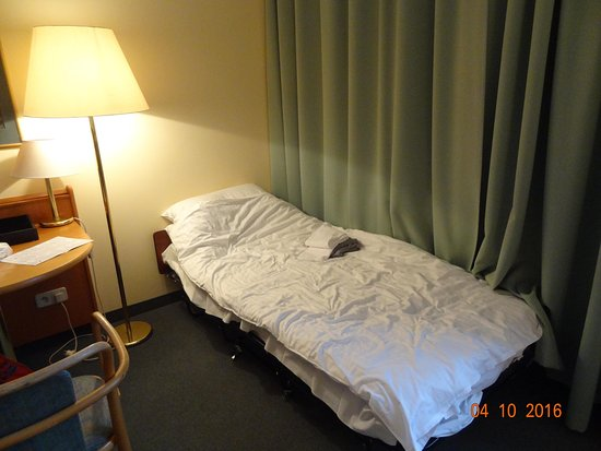 Best Western City Hotel Moran Roller Bed