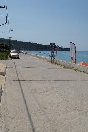 Lourdata, Greece: View of Lourdas beach