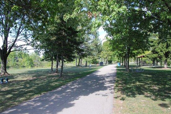 Merritt Island Park Welland Ontario