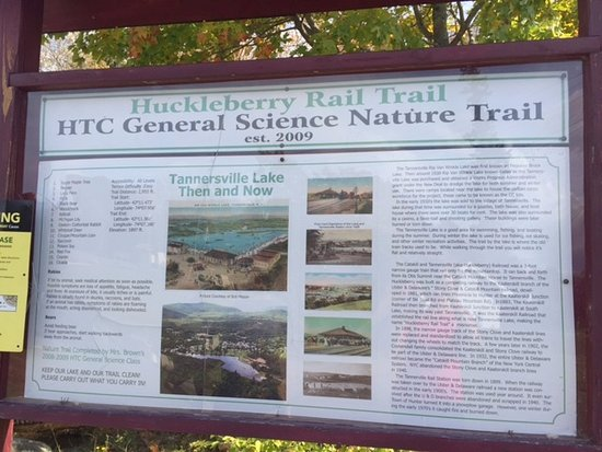 Tannersville, NY: Come walk this hidden gem