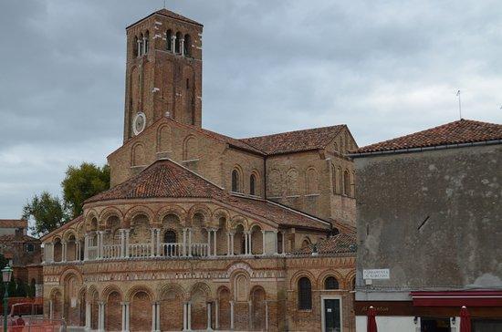 Lido di Venezia, Italia: Basilica de Santa Maria y San Donato