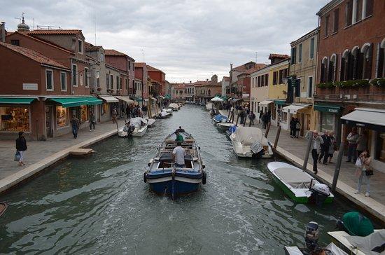 Lido di Venezia, Italia: El río dei Verièri