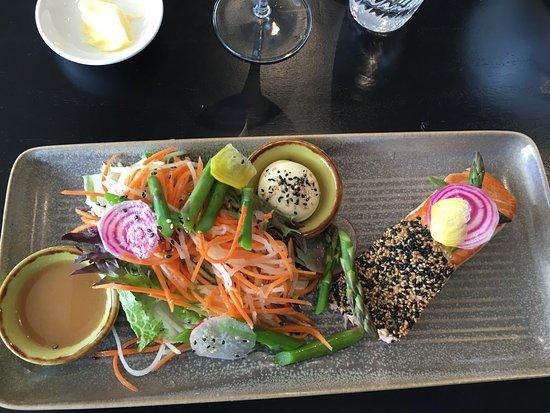 South Perth, Αυστραλία: Salmon