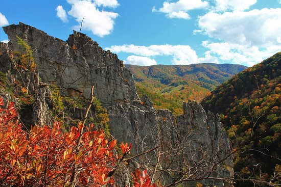 Circleville, WV: Fall on The Via